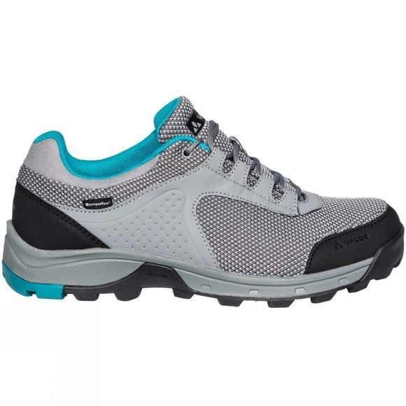 Vaude Womens TVL Comrus STX Shoe Pewter Grey