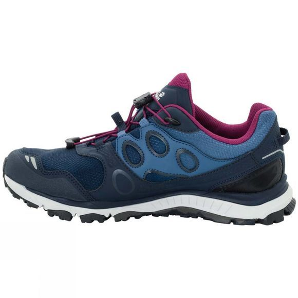 Jack Wolfskin Womens Trail Excite 2 Texapore Low Shoe Amethyst