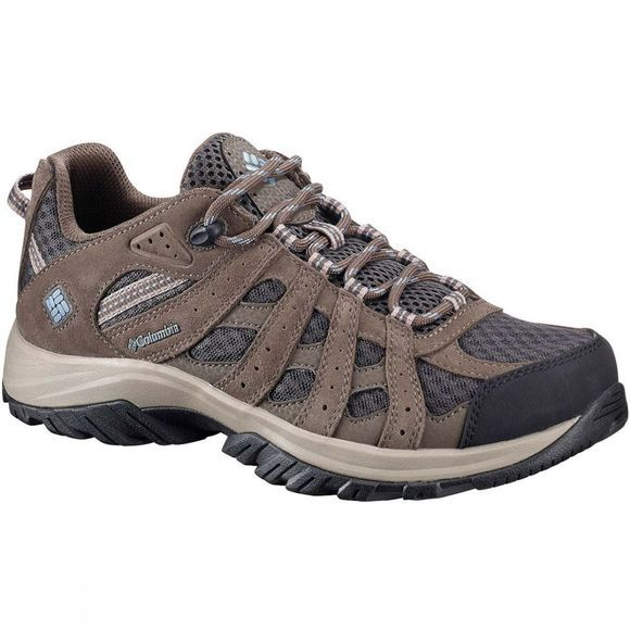 Columbia Womens Canyon Point Shoe Shark, Storm