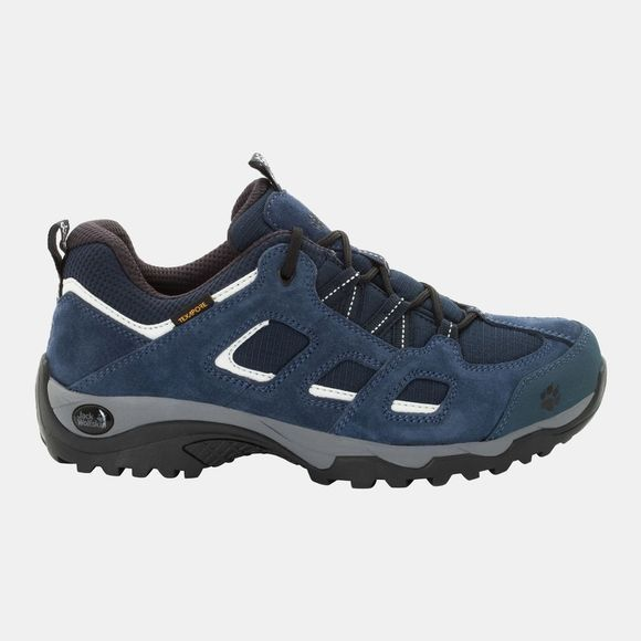 Jack Wolfskin Womens Vojo Hike 2 Texapore Low Night Blue