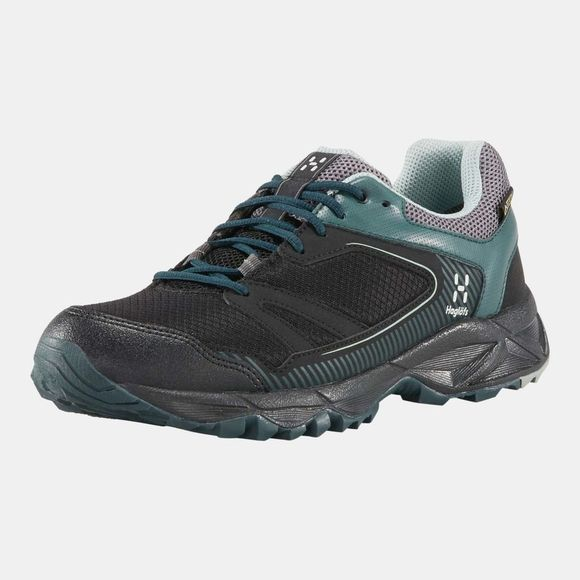 Haglofs Womens Trail Fuse GT Shoe Mineral / True Black