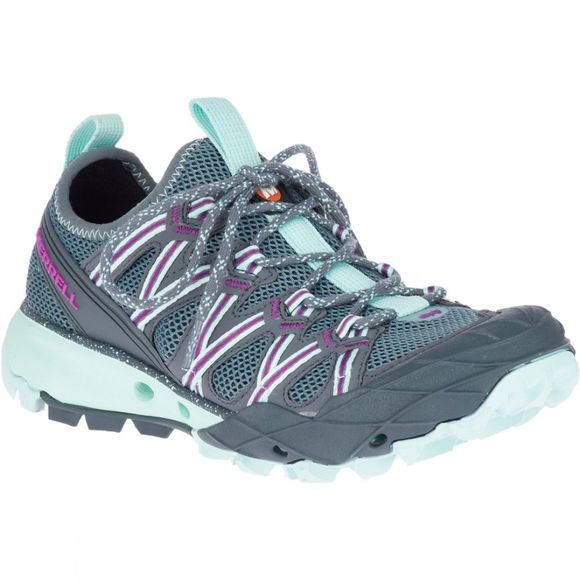 Merrell Women's Choprock Shoe Blue Smoke