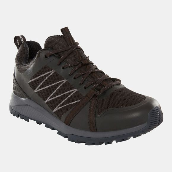The North Face Womens Litewave Fastpack II Gore-Tex Hiking Shoes Tnf Black/Ebony
