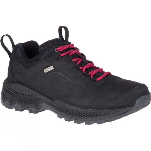 Merrell Womens Forestbound Waterproof Shoes Black
