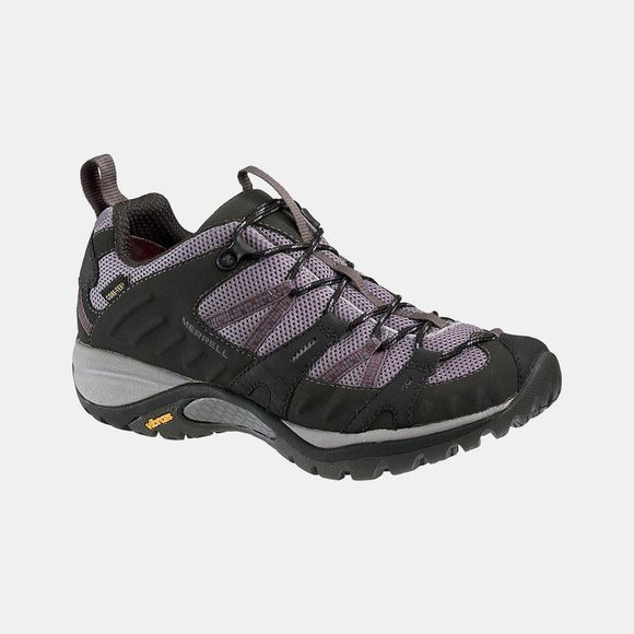 Merrell Womens Siren Sport Gore-Tex XCR Shoe Dark Grey