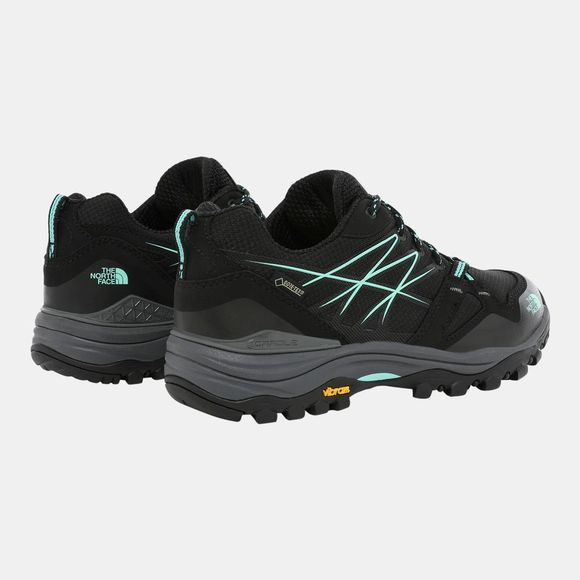 The North Face Womens Hedgehog Fastpack GTX Shoe Tnf Black/Ice Green