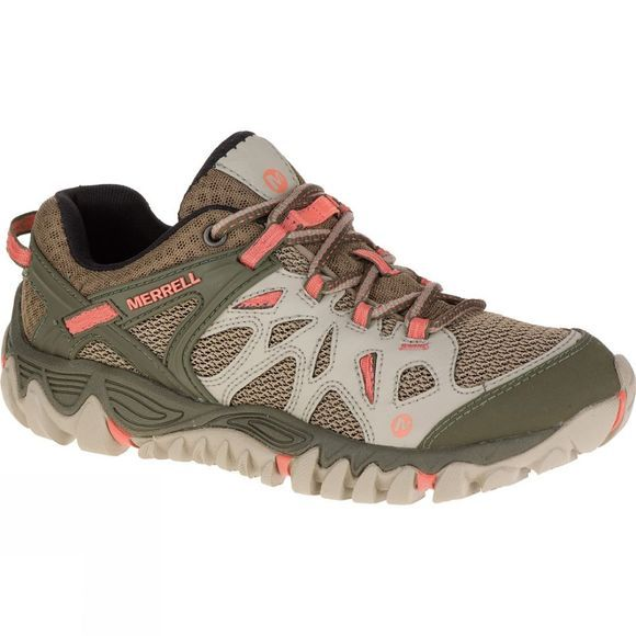 Womens All Out Blaze Aero Sport Shoe