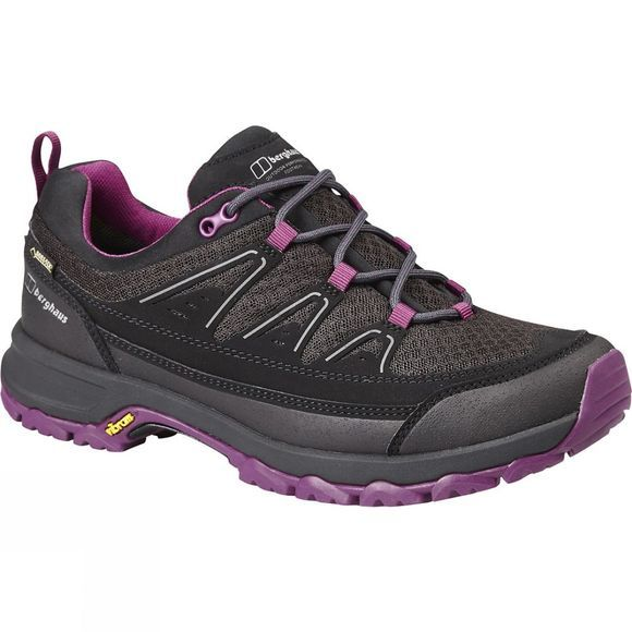 Berghaus Womens Explorer Active GTX Shoe Black / Purple