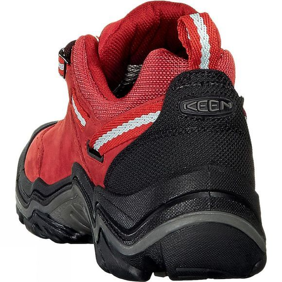 Keen Womens Wanderer WP Boot Chili Pepper / Gargoyle