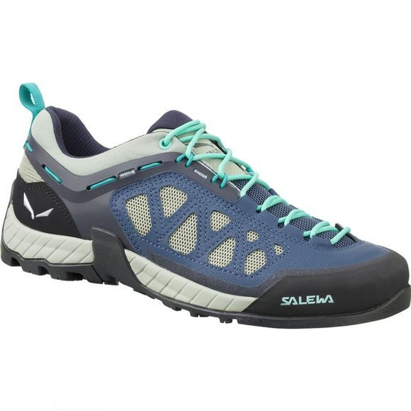 Salewa Womens Firetail 3 Shoe Dark Denim / Aruba Blue