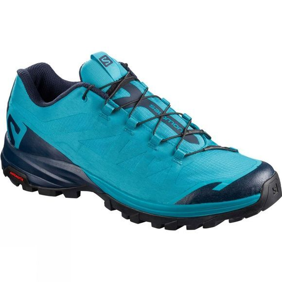 Salomon Womens Outpath Shoe Bluebird/Evening Blue/Black