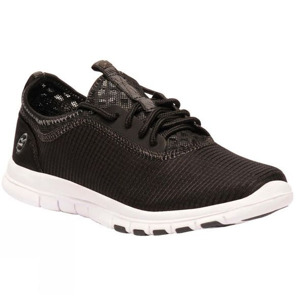 Regatta Womens Marine Sport Shoe Black/Granite