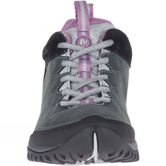 Merrell Womens Siren Traveller Q2 Leather Shoe Castle/Grape