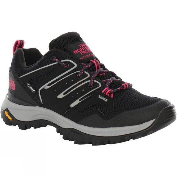 The North Face Womens Hedgehog Fastpack II WP TNF Black/Mr Pink