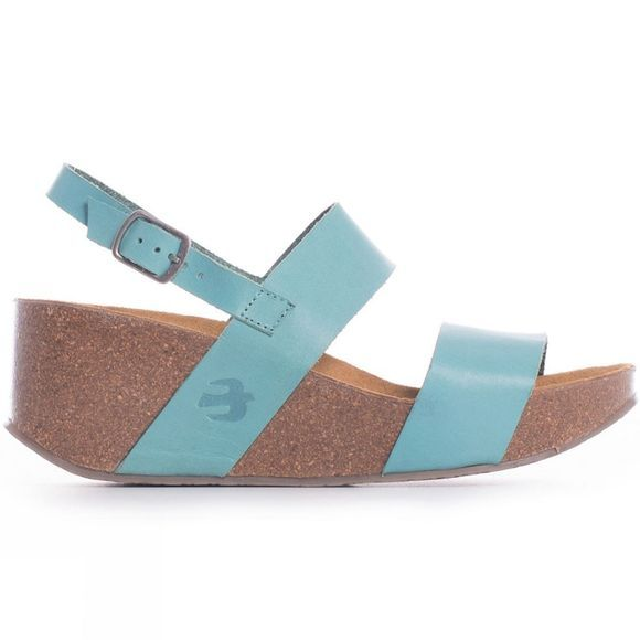 Womens Spring Mid Wedge