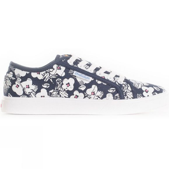 Womens Spring Daisy Tennis Shoe