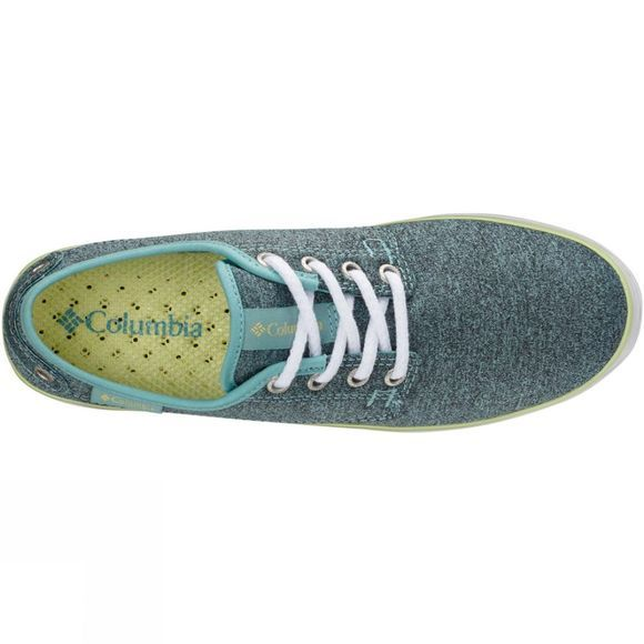 Womens Vulc N Vent Lace Outdoor Heathered Shoe
