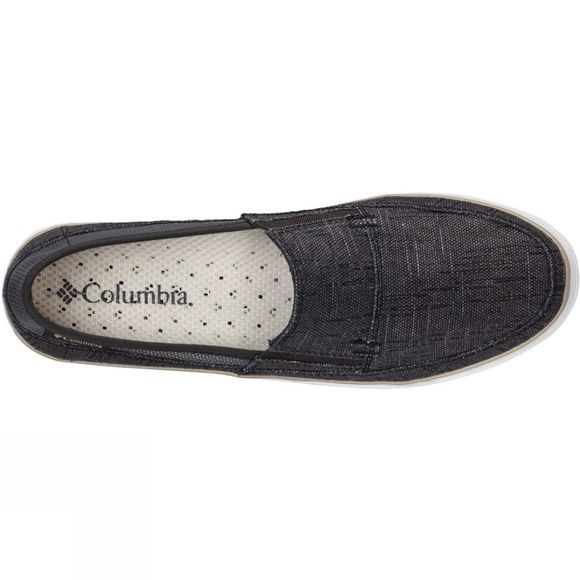 Columbia Womens Vulc N Vent Slip Outdoor Shoe Shark / Fossil