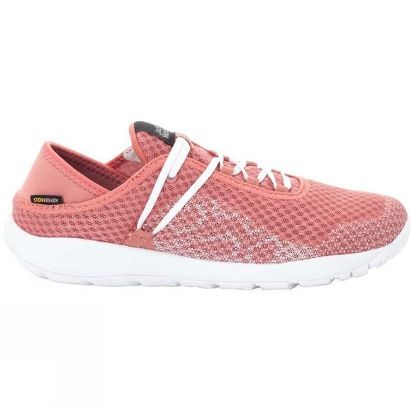 Jack Wolfskin Womens Seven Wonders Packer Low Rose Quartz