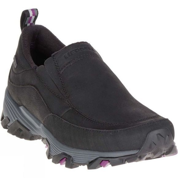 Merrell Womens Coldpack Ice+ Moc Waterproof Boots Black