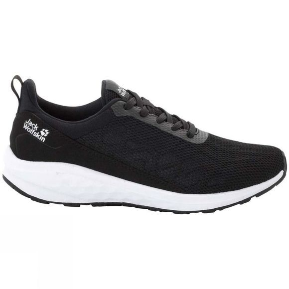 Jack Wolfskin Womens Coogee Chill Low Black