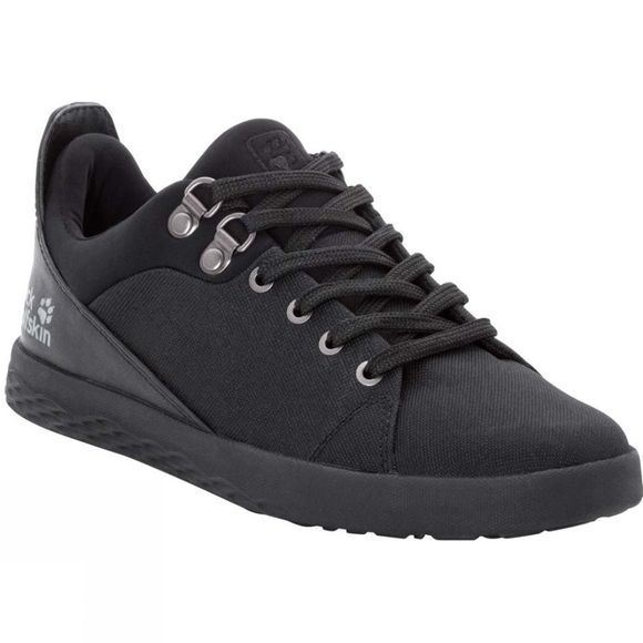Jack Wolfskin Womens Auckland Ride Low Black