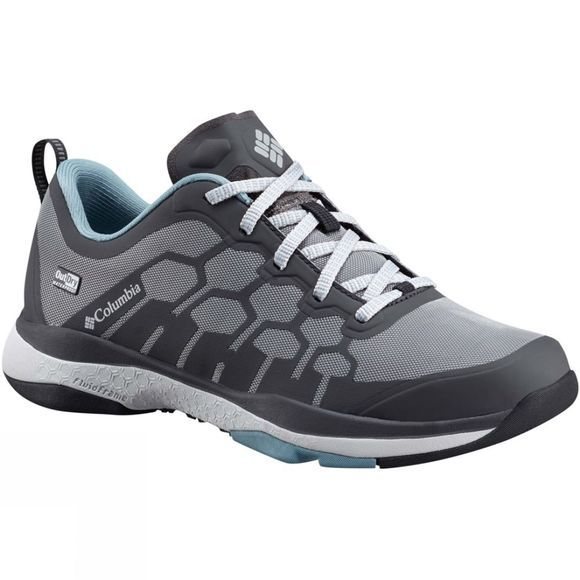 Columbia Womens ATS Trail FS38 Outdry Shoe  Ti Grey Steel / Storm