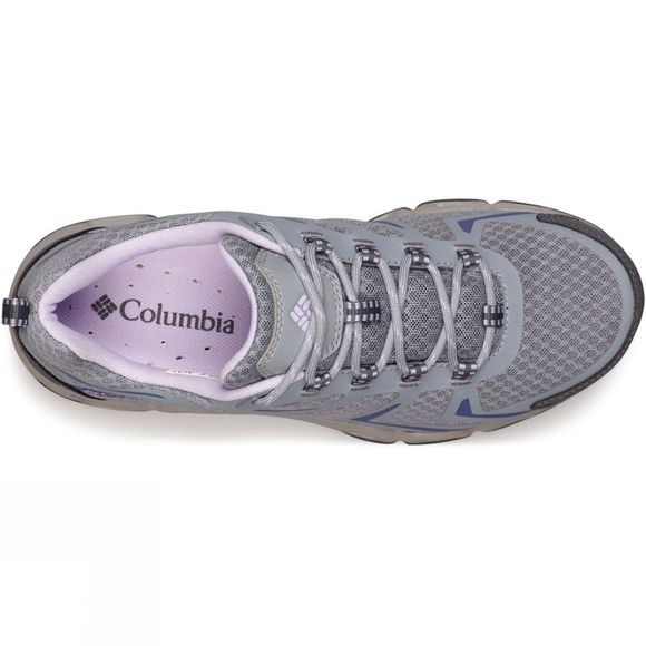 Columbia Womens Ventrailia 3 Low Outdry Boot Tradewinds Grey
