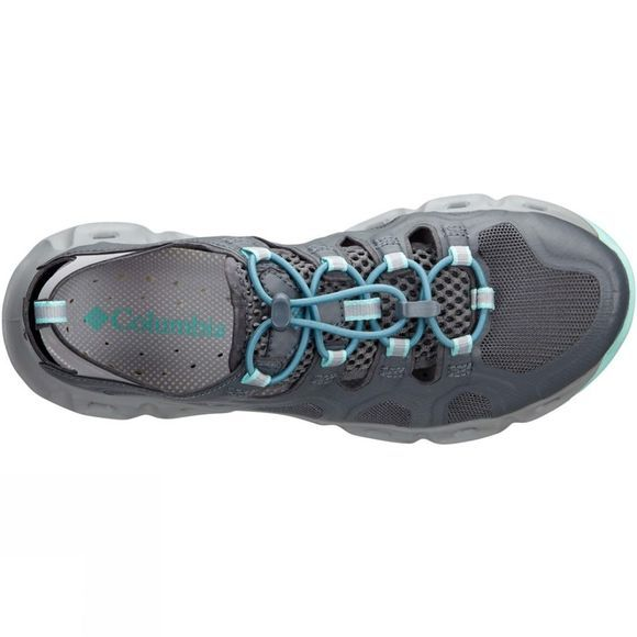Columbia Womens Supervent Hybrid Shoe Graphite/Canyon Blue