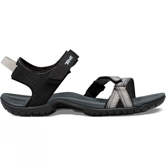 Teva Womens Verra Sandal Antiguous Black Multi