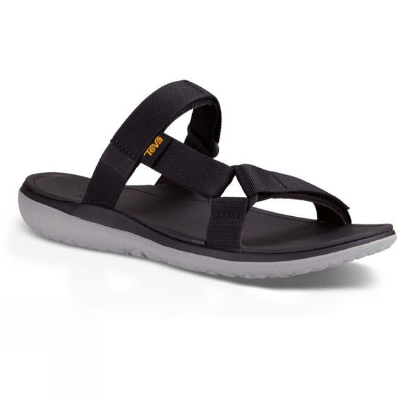 Teva Womens Terra-Float Lexi Sandal Black Solid