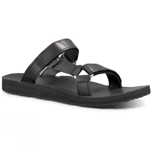 Womens Universal Slide Leather Sandal