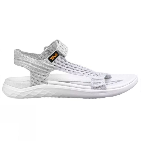 Teva Womens Terra-Float 2 Knit Universal Sandal Bright White