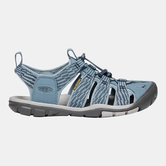 Keen Women's Clearwater CNX Sandal 2019 Blue Mirage/Citadel