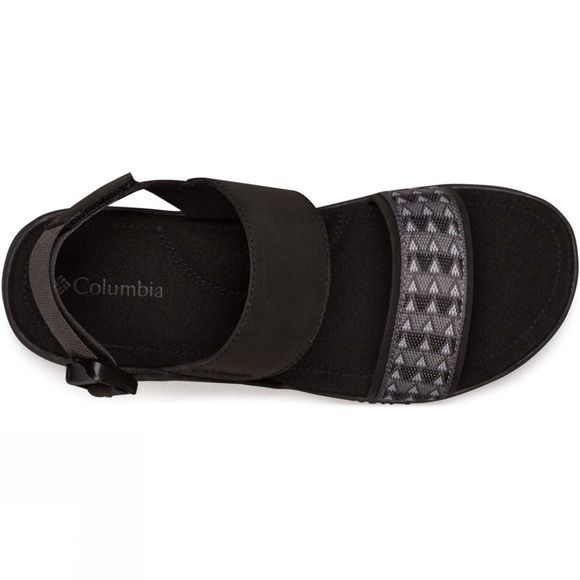Columbia Womens Solana Sandal Black, Graphite