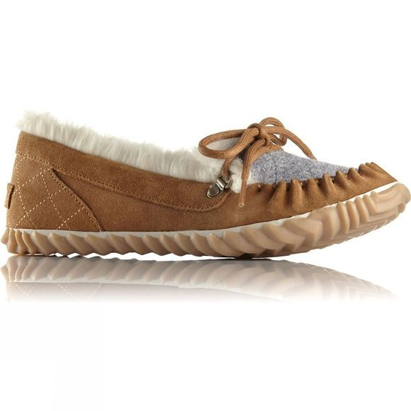 Sorel Womens Out N About Slipper Elk/Fawn