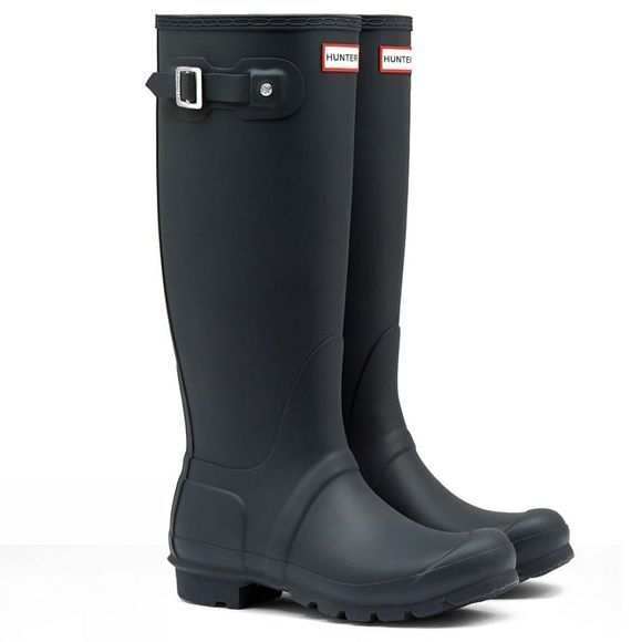 Womens Hunter Original Tall Wellington Boots