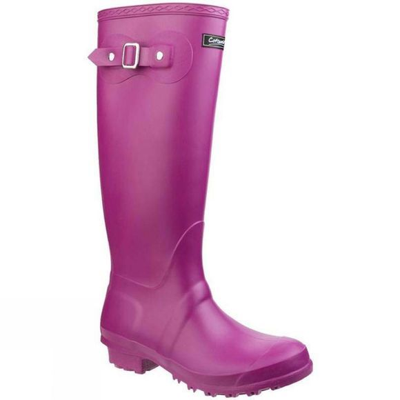 Cotswold Womens Sandringham Wellie Berry