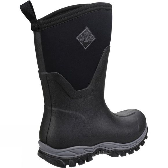 Muck Boot Womens Arctic Sport Mid Boot Black/Black
