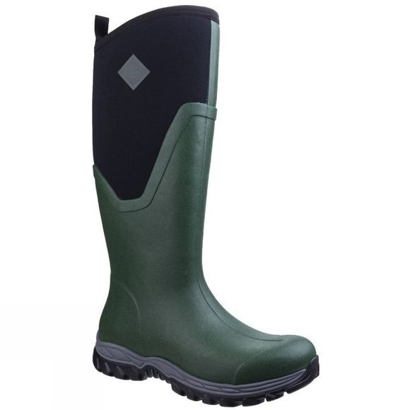 Muck Boot Womens Arctic Sport Tall Boot Green