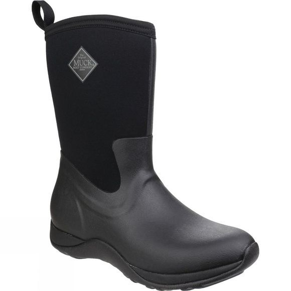 Muck Boot Womens Arctic Weekend Boot Black/Black