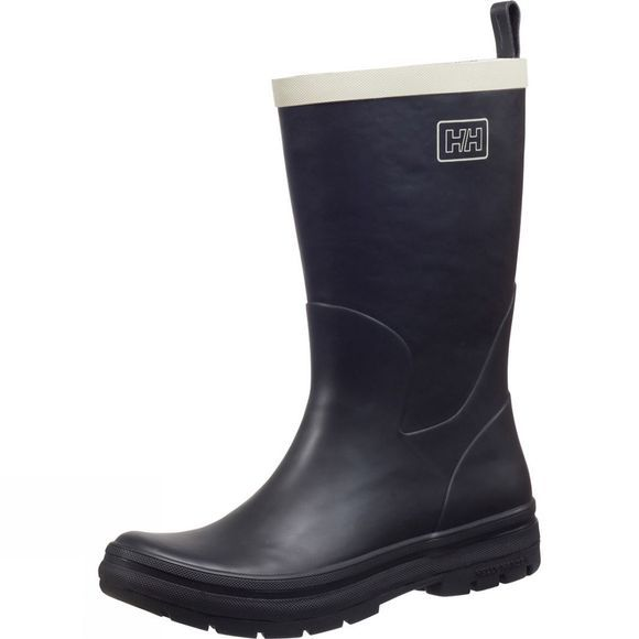 Helly Hansen Womens Midsund 2 Welly Black / Natural