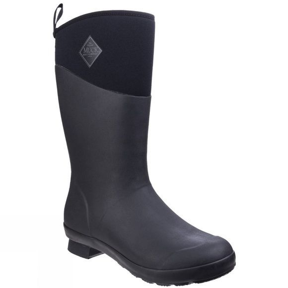 Muck Boot Tremont Mid Boot Black