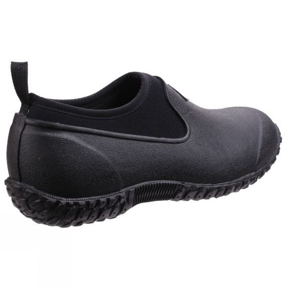Muck Boot Womens Muckster II Low Shoe Black