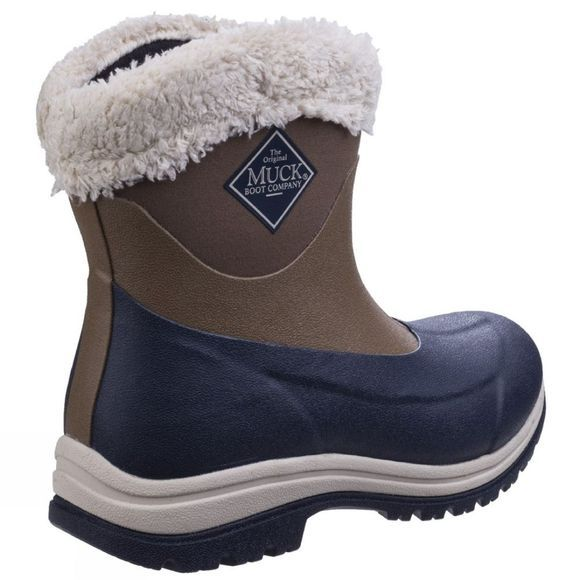 Muck Boot Arctic Apres Boot Otter / Total Eclispse