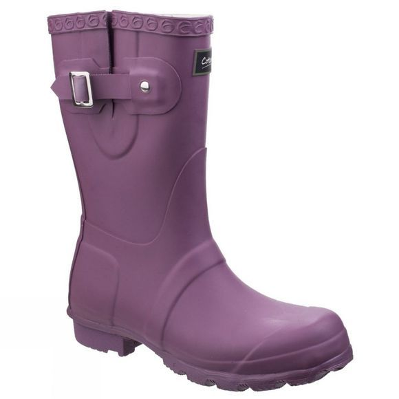 Womens Windsor Short Welly