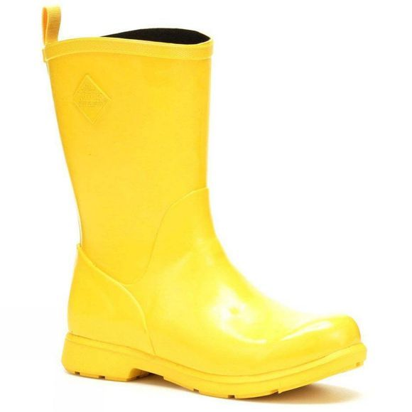 Muck Boot Womens Bergen Mid Boot Yellow