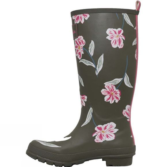 Womens Summer Bloom Welly