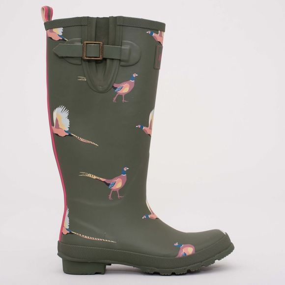 Womens Pheasants Welly