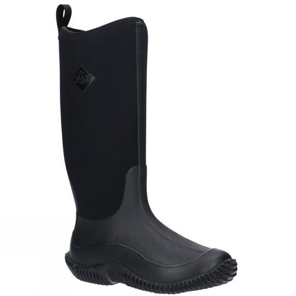 Muck Boot Womens Hale Wellington Boot Black